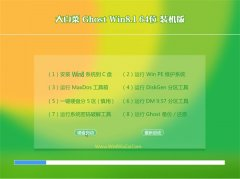 大白菜官网 Ghost Win8.1 64位 装机版 2016.07