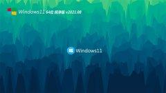 系统之家Windows11 办公纯净版64位 2021.08